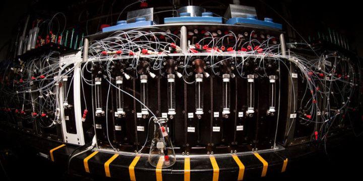 impresora 3D química