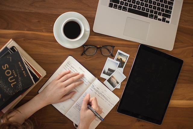 Escrever um diário