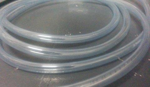 Clear PVC Tube
