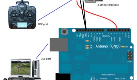 PPM-Arduino