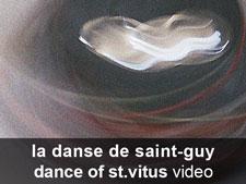 la danse de Saint-Guy (vidéo)