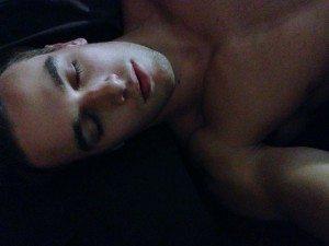 marc fitt sleeping