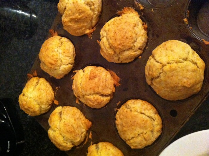 Worlds easiest Scone Recipe