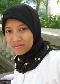 Nurish Amanah (photo: Raquel Evita Saraswati)
