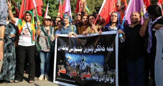 """Kurdistán: """"La solución es la democracia radical"""""""