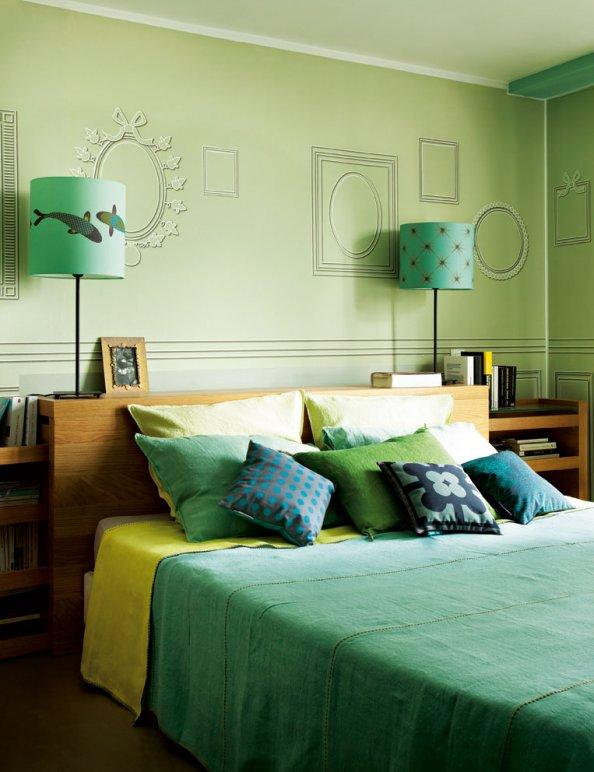 Quelle couleur pour votre chambre  coucher