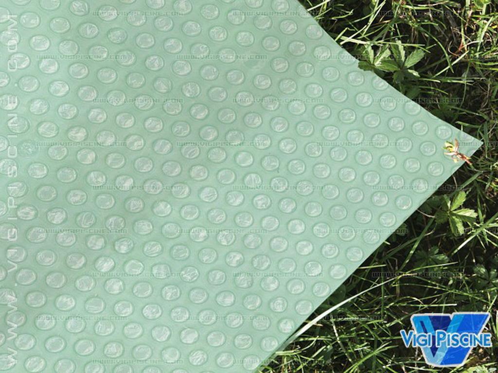 tapis de sol nylon renforce microbulles piscine hors sol ronde o 4 0m