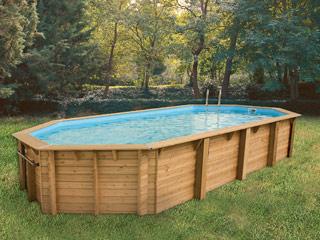 achat piscine hors sol bois au meilleur