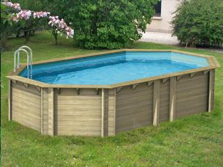 marche de la piscine