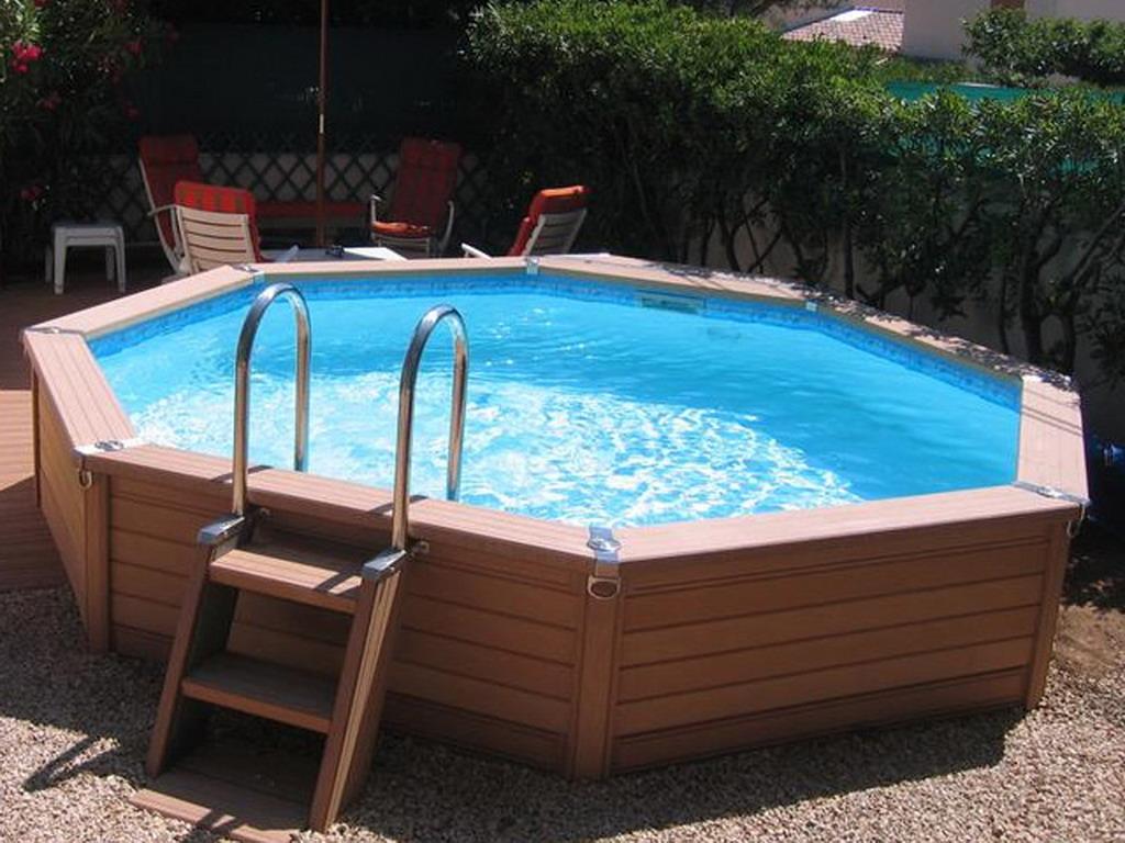 Kit piscine horssol AZTECK ronde sur MarchdelaPiscinecom