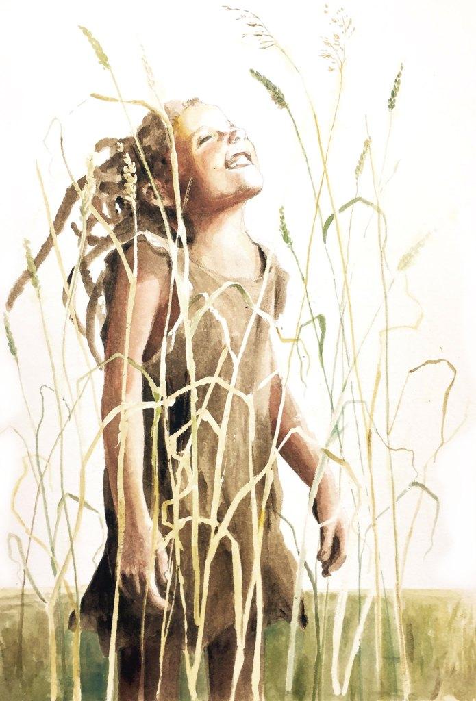 Gioia Marchegiani - Grigio di Payne - Terra tra le mani