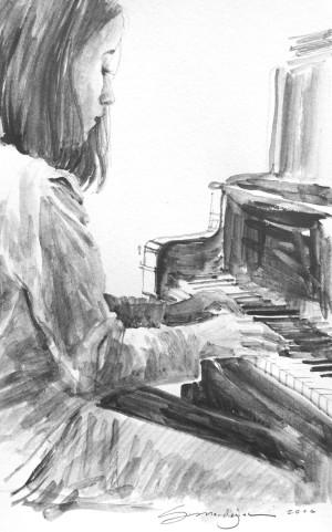 Gioia Marchegiani - Ritratti d'artista - Pinac