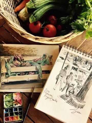 Gioia Marchegiani - coloriamo la città