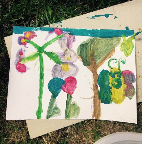 Gioia Marchegiani - Piccoli pittori crescono