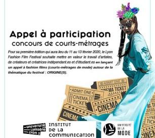 Appel à la participation fashion film festival