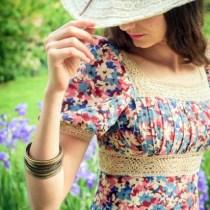 Histoire de mode marche de la mode vintage pret a porter