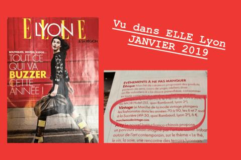 Revue de Presse Elle Lyon