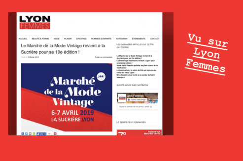 Revue de Presse Lyon Femmes