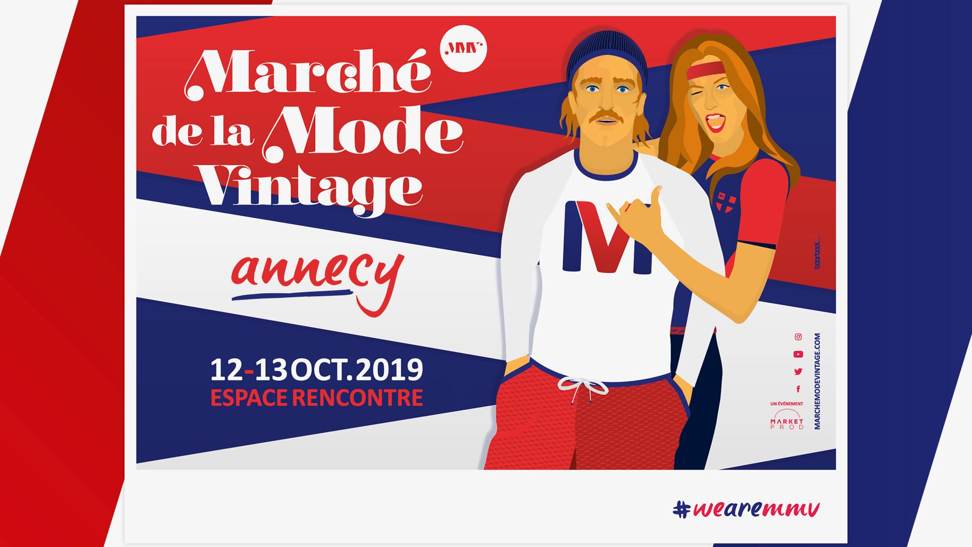 Marché de la Mode Vintage MARSEILLE