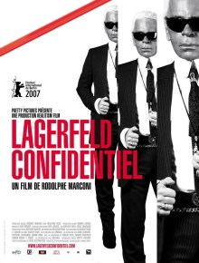 films de mode - lagerfeld - confidentiel