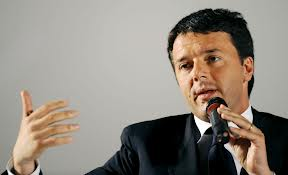 Matteo Renzi a Pesaro