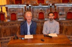 Piero Celani e Dott. Giuliano Calza dell'Istao