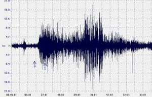 Terremoto nelle Marche ieri pomeriggio
