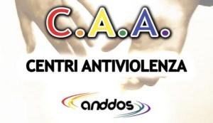 logo conferenza CENTRI ANTIVIOILENZA ANDDOS