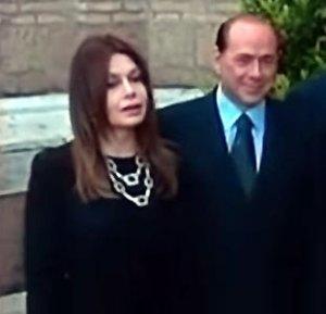 Veronica Lario e Silvio Berlusconi