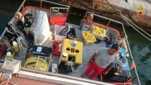 Ricerche Disperso in Mare