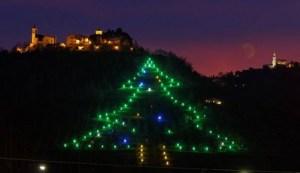 Albero Luminoso di Castelbellino