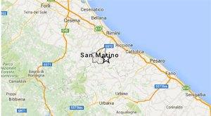 Terremoto Pesaro Urbino 11 11 2015