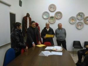 Consegna Attestati Corso Ceramica ad Ascoli Piceno