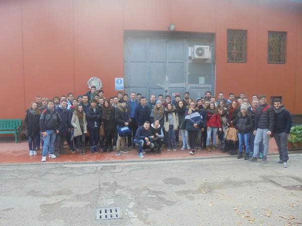 Politecnica Delle Marche, Studenti in Visita a San Patrignano