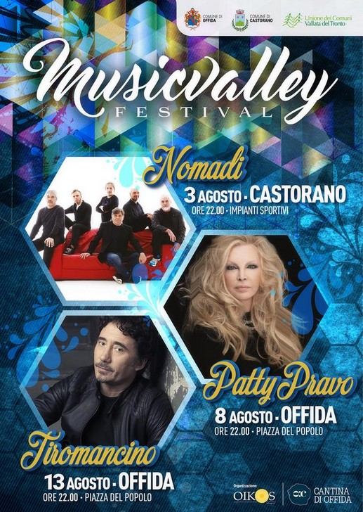 Locandina Music Valley