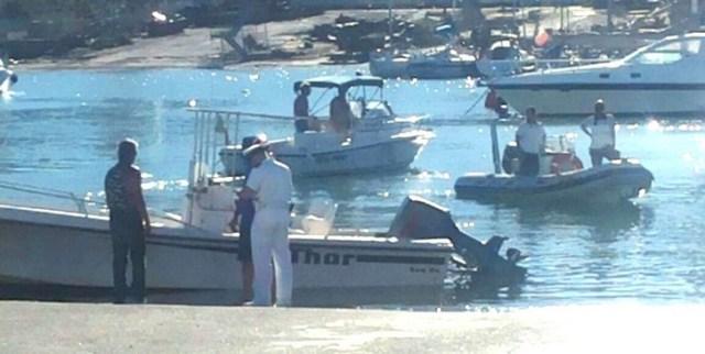 Intervento Guardia Costiera Pesaro
