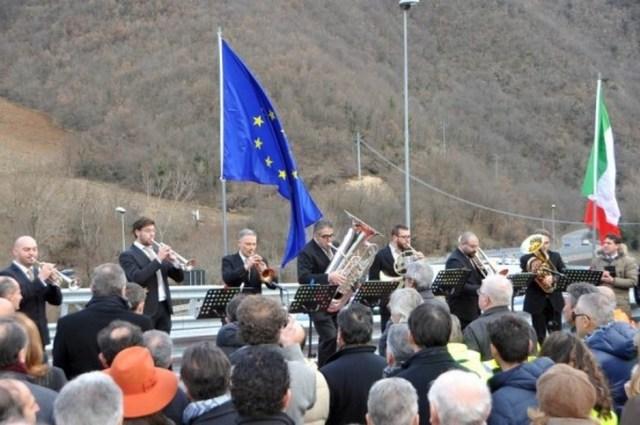 Inaugurazione Quadrilatero