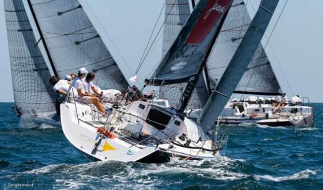 Farr 40 European Championship alle Torrette ad Ancona