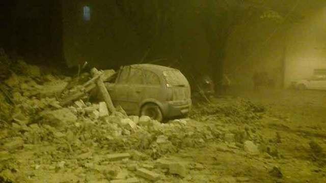 Terremoto a Camerino