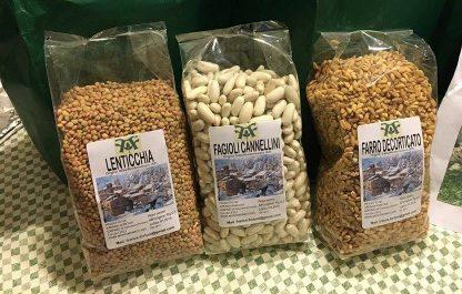 legumi di Montemonaco