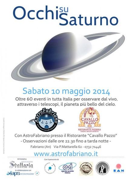 osserviamo Saturno