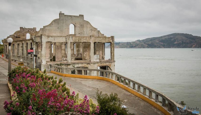 Ancien mess des officiers d'Alcatraz
