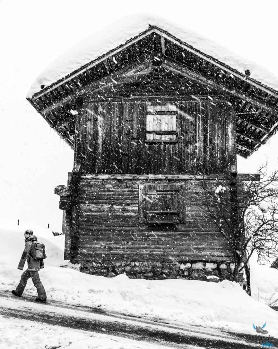maison toit d'ancelles
