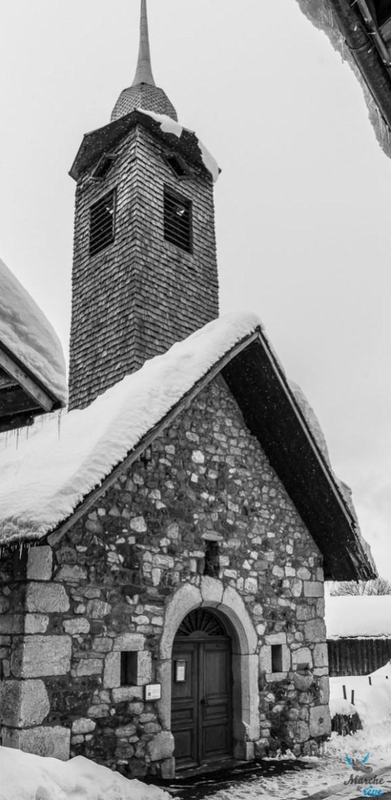 chapelle du vieux chinaillon