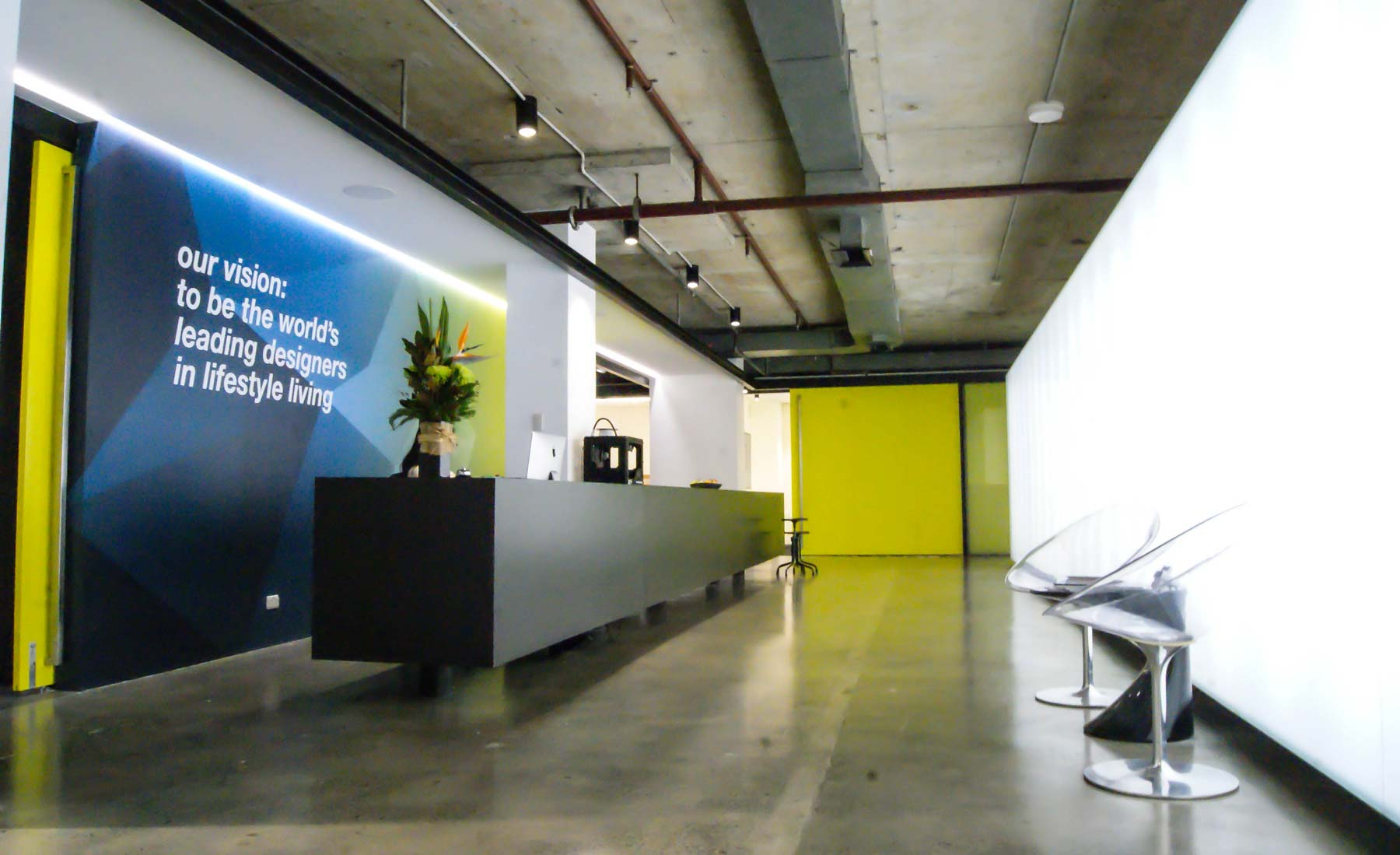 marchese partners office interiors