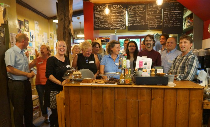 Marcheshour at Rocket Cafe Kitchen