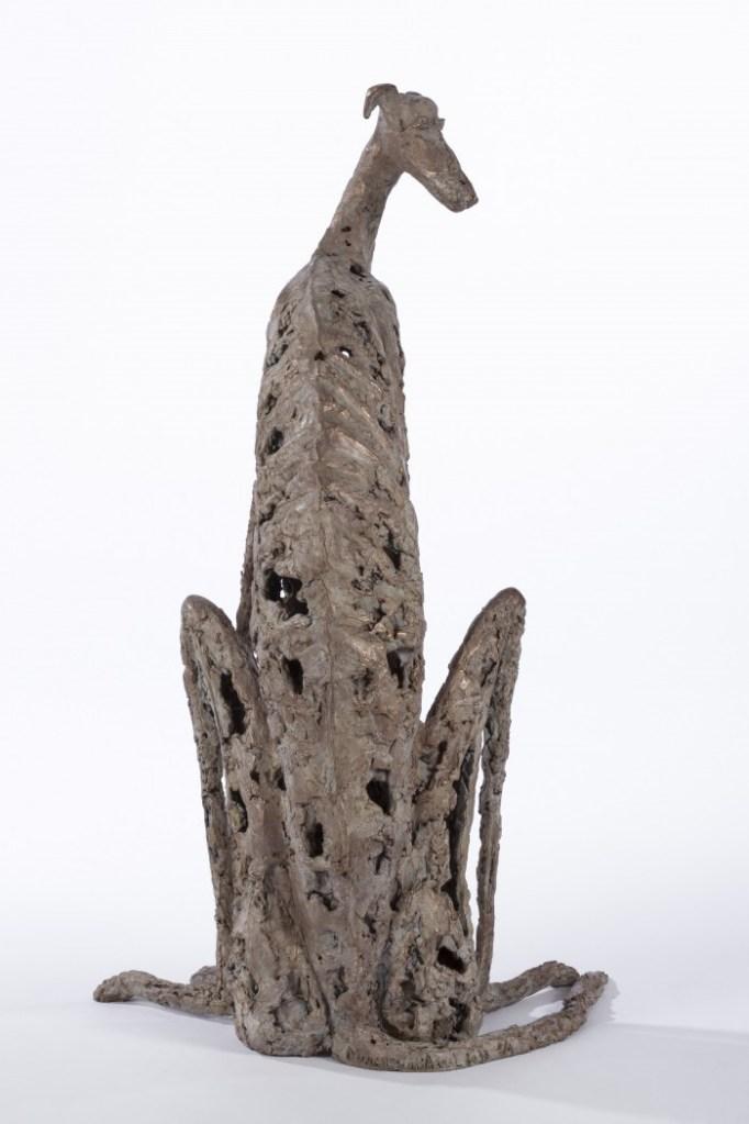 La levrette - H. 49 cm