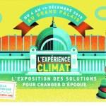 Marché sur l'Eau au Grand Palais pour la COP 21
