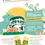 Le village ALTERNATIBA les 30 septembre et 1er octobre 2017