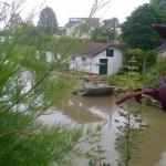 Le 18 juin 2018 : Retour «Des 2 Brigands» sur le canal de l'Ourcq